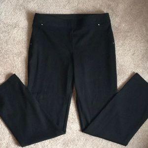 INC Black Dress\Casual sz12 Pants